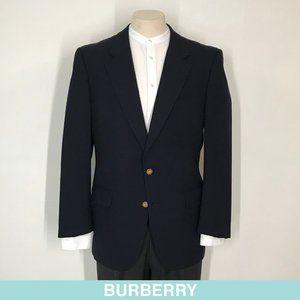 Burberrys' navy blue blazer